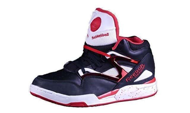 7 Si vous êtes du Prince de Bel Air et des années 80, cette paire de sneakers Reebok Pump Omnilite Hexalite