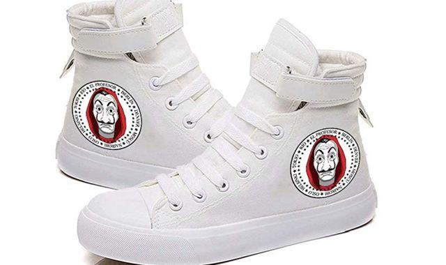 8 Vous êtes fans de La Casa de Papel, ces chaussures sont faites pour vous en cette rentrée scolaire 2019