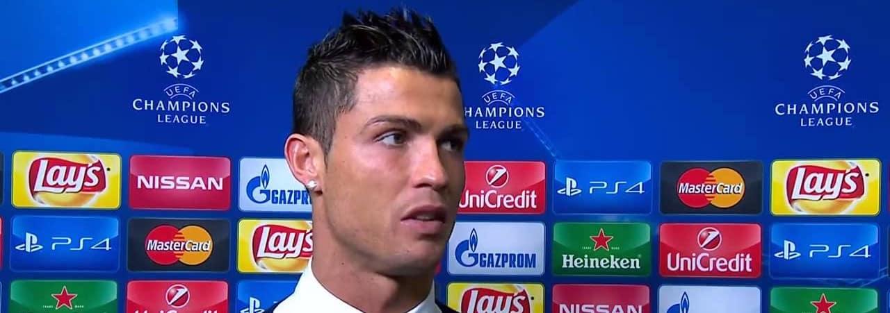 Cristiano Ronaldo: ses enfants découvrent ses buts en direct, la vidéo adorable
