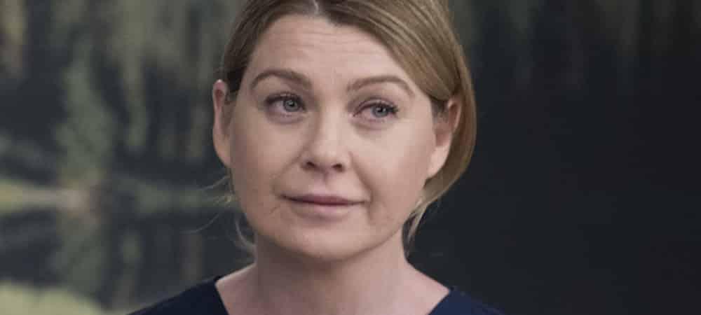 Grey's Anatomy: comment Ellen Pompeo (Meredith) imagine la fin de la série !