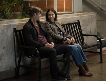 Grey's Anatomy saison 16: Amelia et Lincoln, proches sur des photos !
