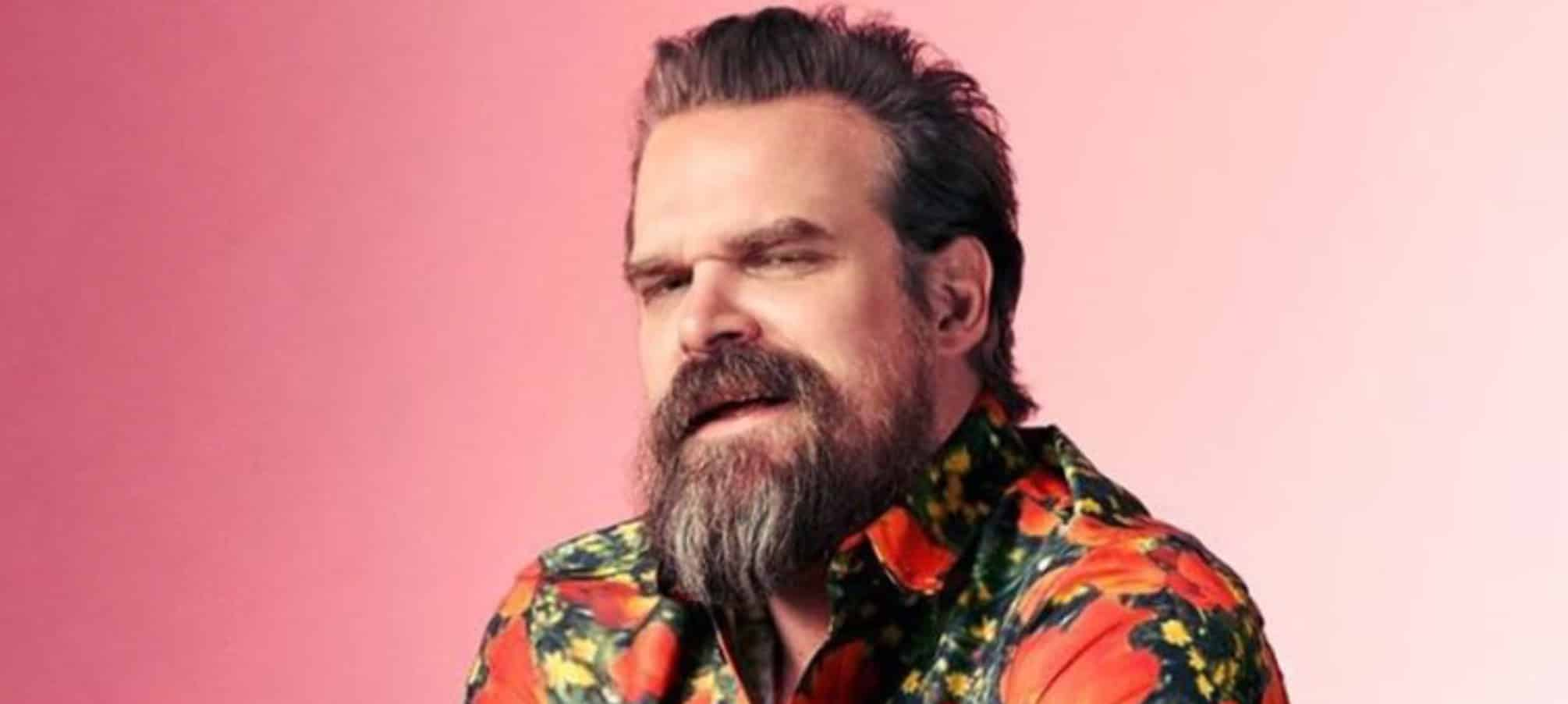 Stranger Things: David Harbour (Jim Hopper) et Lily Allen sont très proches !