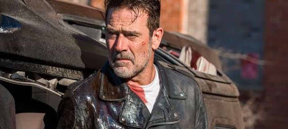 The Walking Dead: Negan tease la fin de la série sur les zombies !