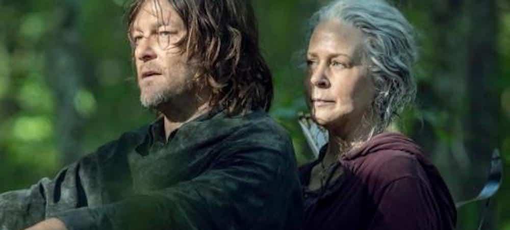 The Walking Dead saison 10: Daryl et Carol encore plus proches ?