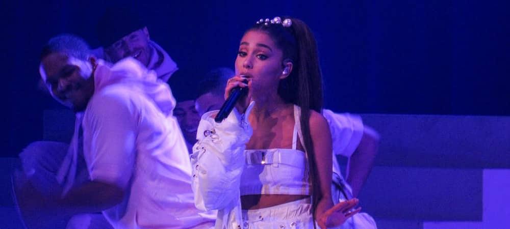 Ariana Grande: la NASA remixe un de ses morceaux !