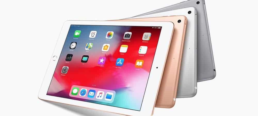 iPhone 11: la triple caméra pourrait arriver sur iPad !