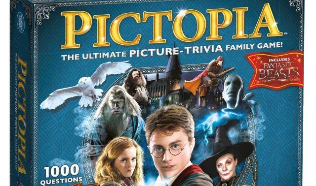 17 Pictopia est un jeu de société en anglais. Vous allez devoir répondre à des questions seul ou en équipe