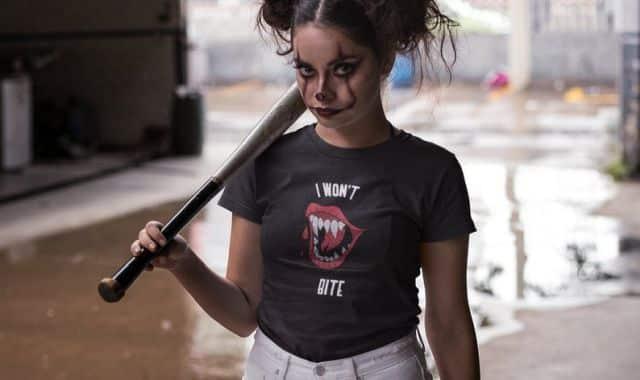 29 Devenez Harley Quinn et mettez une bonne rouste à ceux qui le méritent