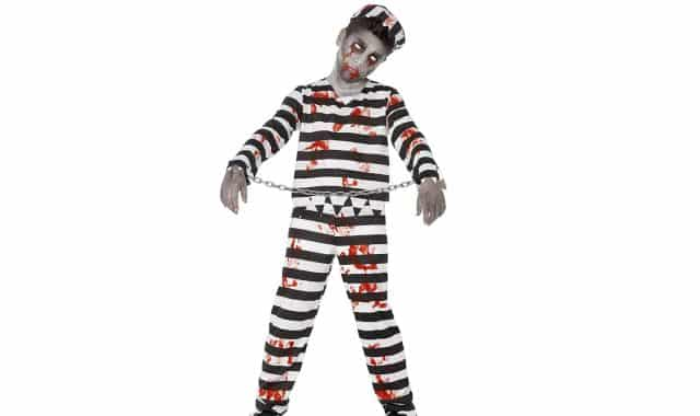 3 Avec ce costume de condamné zombie va terroriser tous vos potes
