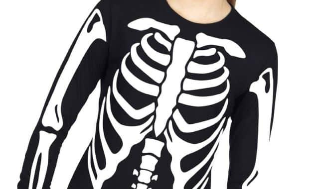 30 Devenez le squelette le plus terrifiant de cette soirée Halloween