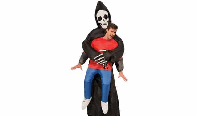 5 Vous voulez un déguisement flippant et original, MCE a trouvé celui qu'il vous fallait