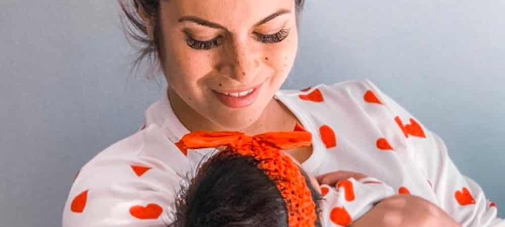 Carla Moreau maman: elle raconte son accouchement difficile !