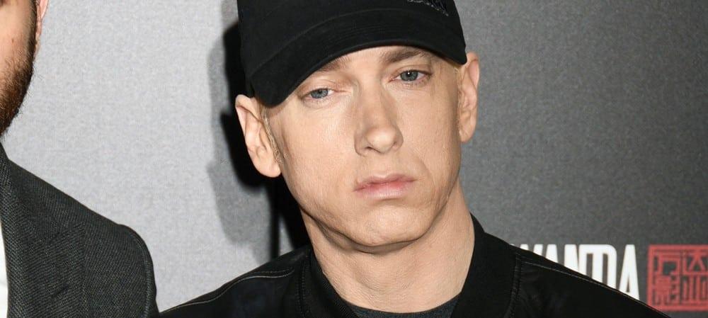 """Eminem convoqué par les services secrets après ses """"menaces"""" à Donald Trump !"""