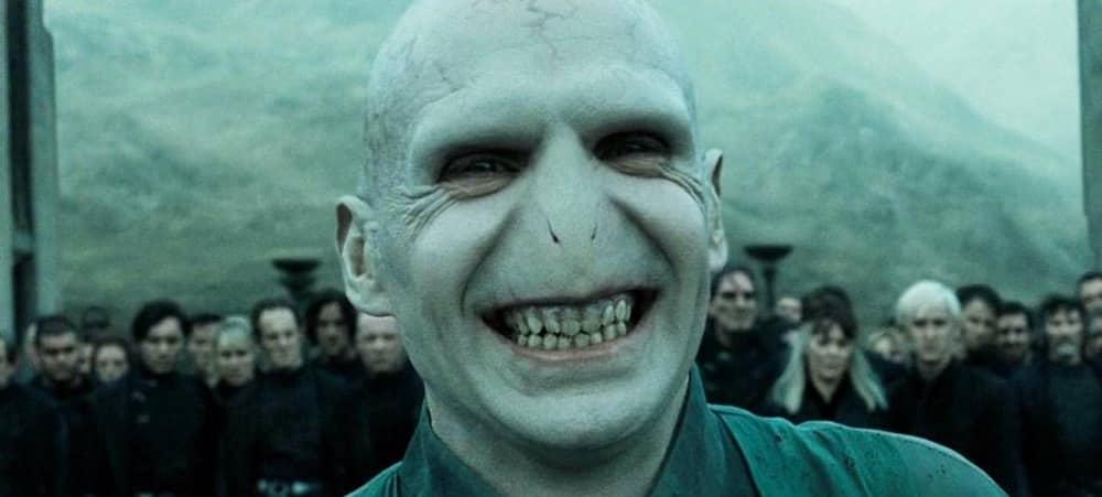 Harry Potter: Ralph Fiennes souhaite rejouer le personnage de Voldemort !