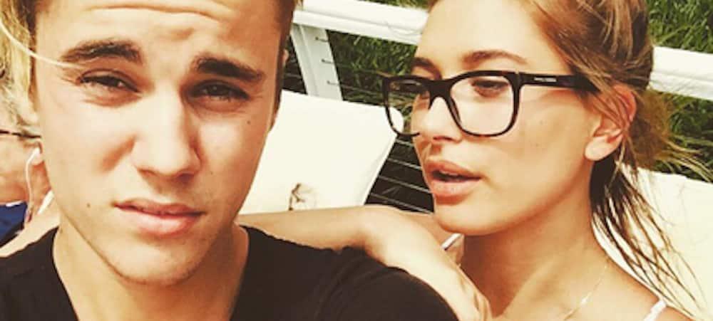 Justin Bieber et Hailey Baldwin mariés: le jeu de la jarretière était au programme ! (PHOTO)