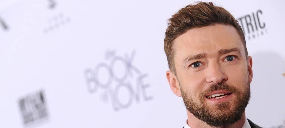 Justin Timberlake choqué: il se fait attaquer au défilé Louis Vuitton !
