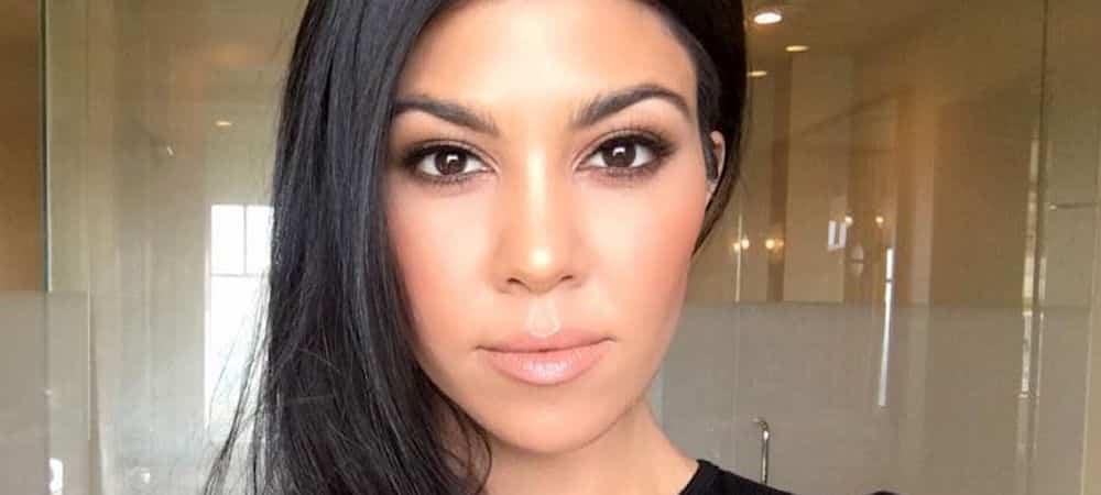 Kourtney Kardashian: cette nouvelle photo d'ange sexy qui fait le buzz sur Instagram !