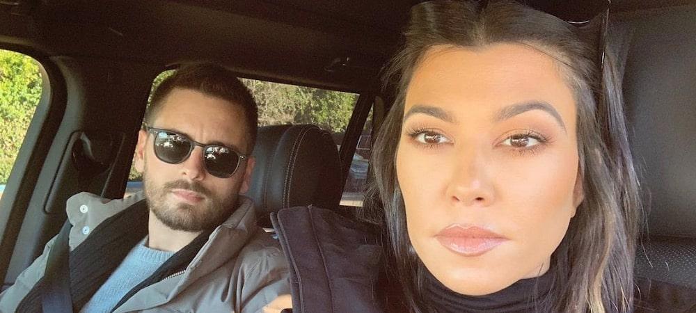 Kourtney Kardashian prête à se remettre avec son ex Scott Disick ? La nouvelle rumeur !