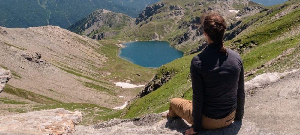 La France des Solutions Marie 24 ans voyage de manière écoresponsable grande