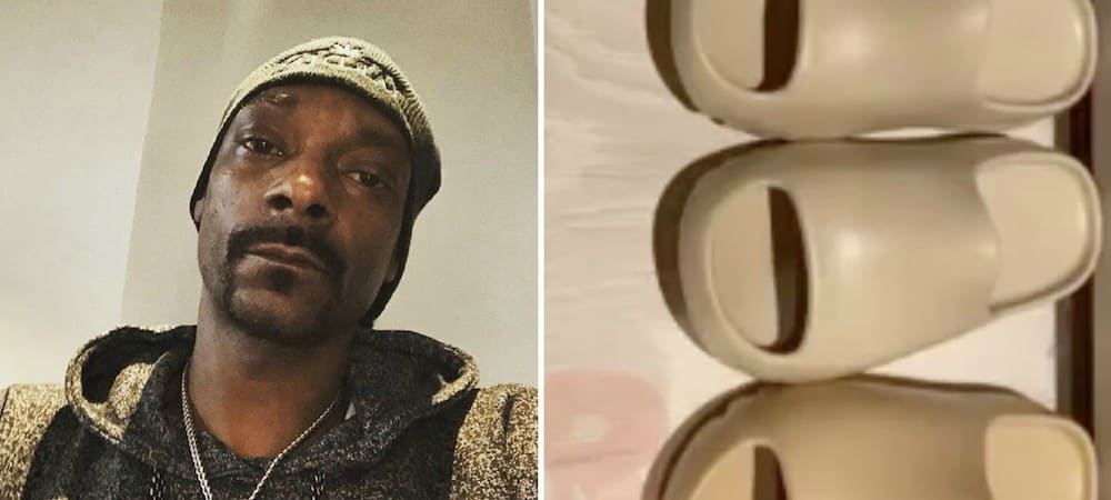 Snoop Dogg clashe les nouvelles Yeezy de Kanye West: il les compare à des «chaussons de prison» !