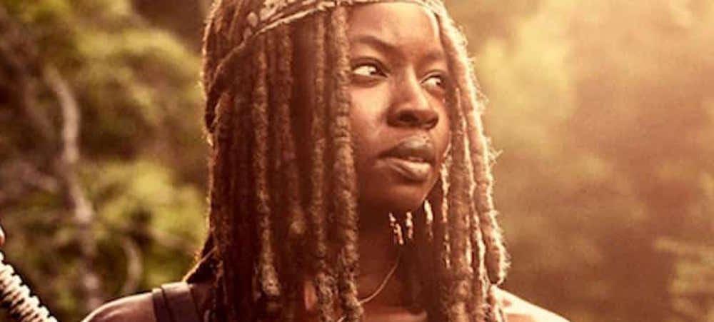 The Walking Dead: Michonne présente dans le film autour de Rick ?