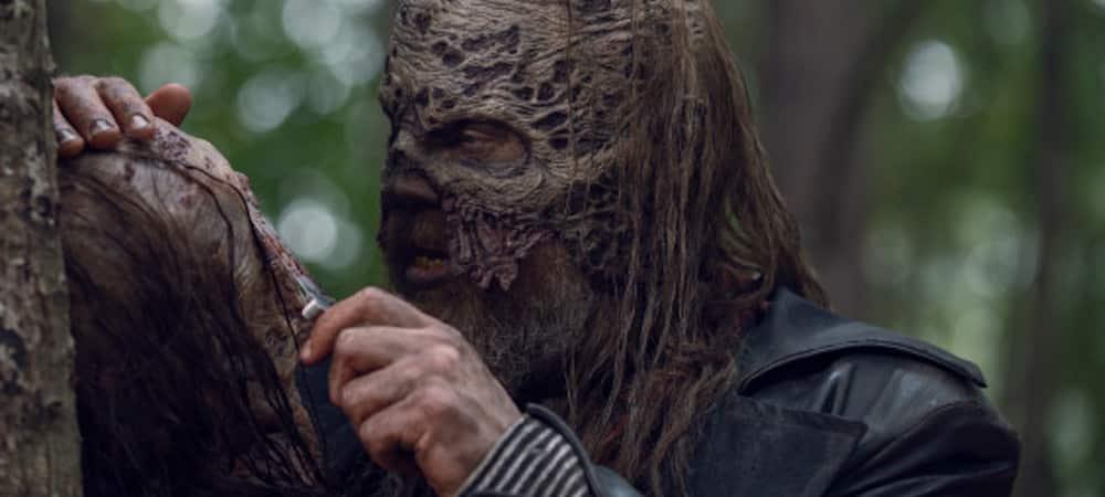 The Walking Dead saison 10: un acteur à l'hôpital à cause de son costume !