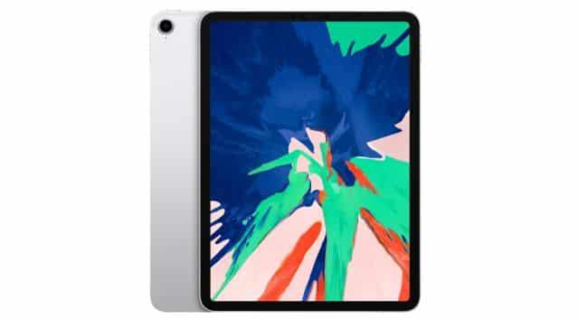1 Apple iPad Pro (11 pouces, Wi‑Fi, 256Go) - Argent (Dernier Modèle)