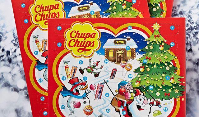 17 Pour Attendre Noël Avec Gourmandise, pensez aux sucettes, Mentos et bonbons. Il y en a pour tous les gouts. Vous allez rendre jaloux vos potes. Pensez à partager