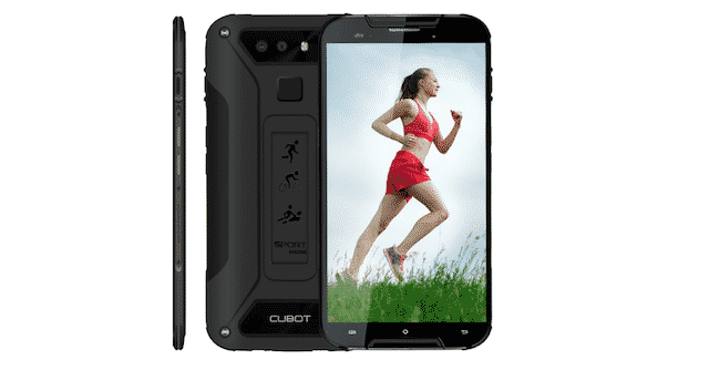 CUBOT Quest Lite Smartphone 4G Android 9.0