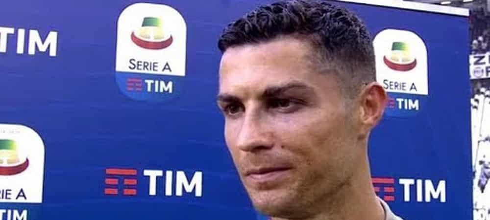 Cristiano Ronaldo se fait clasher par une légende de la Juve !
