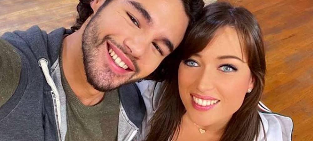 Elsa Esnoult (Danse avec les stars 2019) et Anthony Colette: ils sont de plus en plus complices !