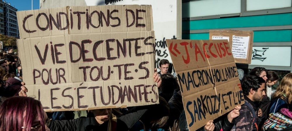Etudiant immolé à Lyon: ses proches donnent de ses nouvelles