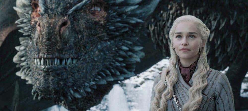 Game of Thrones saison 8: on sait pourquoi Drogon a fait fondre le Trône de Fer !