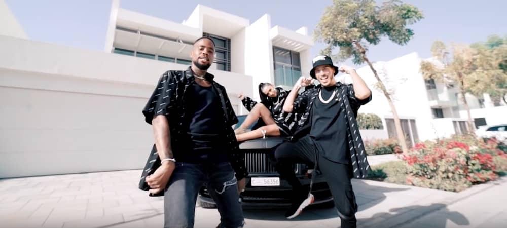 Jazz et Laurent Billionaire JLC Family leur clip critiqué ils répliquent 30112019-