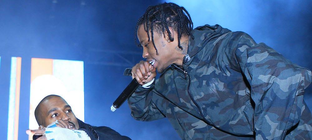 Kanye West retrouve Travis Scott sur la scène du festival Astroworld ! (VIDEO) 10112019