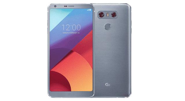 LG G6 Smartphone débloqué 4G