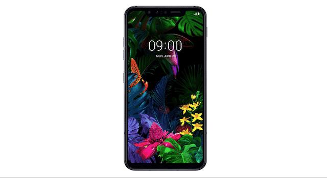 LG G8s ThinQ 6Go de RAM