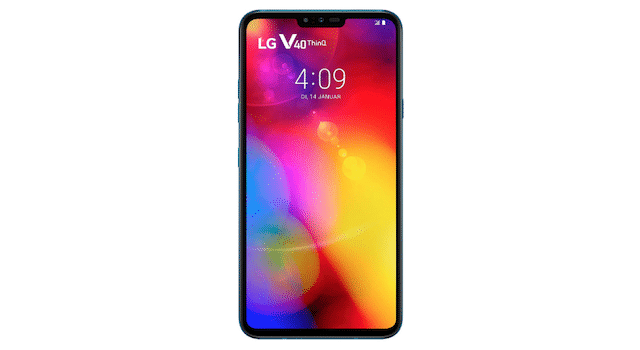 LG V40 ThinQ LMV405EBW 16, 3 cm