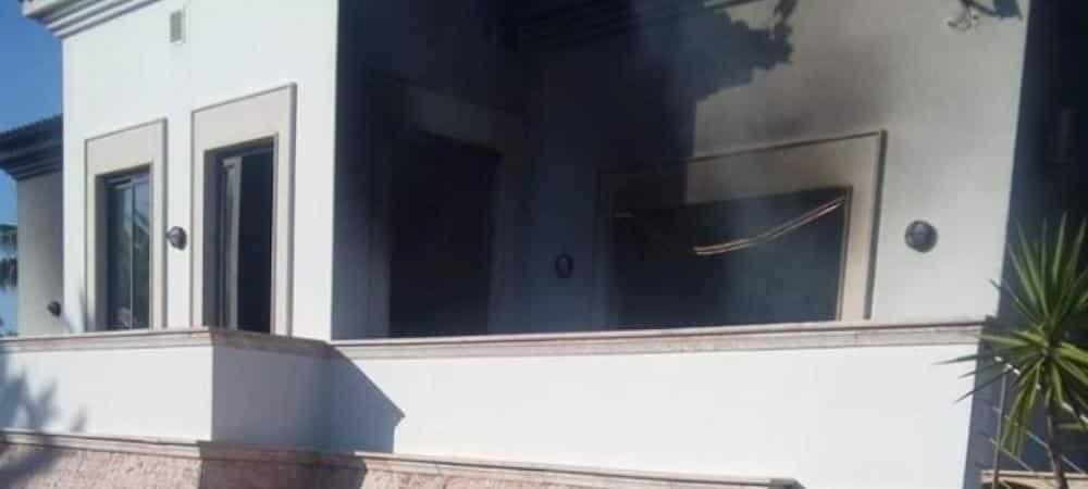 Les Marseillais: le propriétaire de la villa incendiée veut être indemnisé !