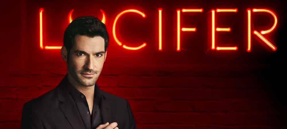 Lucifer saison 5- l'équipe fête Halloween sur le tournage031119