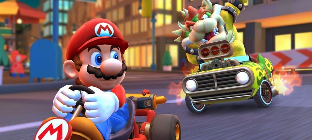 Mario Kart Tour: le mode multijoueur débarque en décembre !