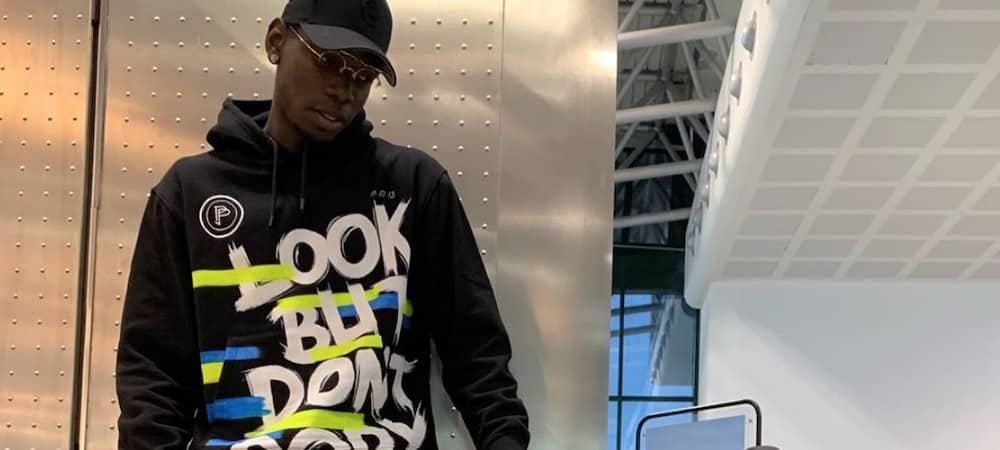 Paul Pogba papa: une rare photo de son fils dévoilée !