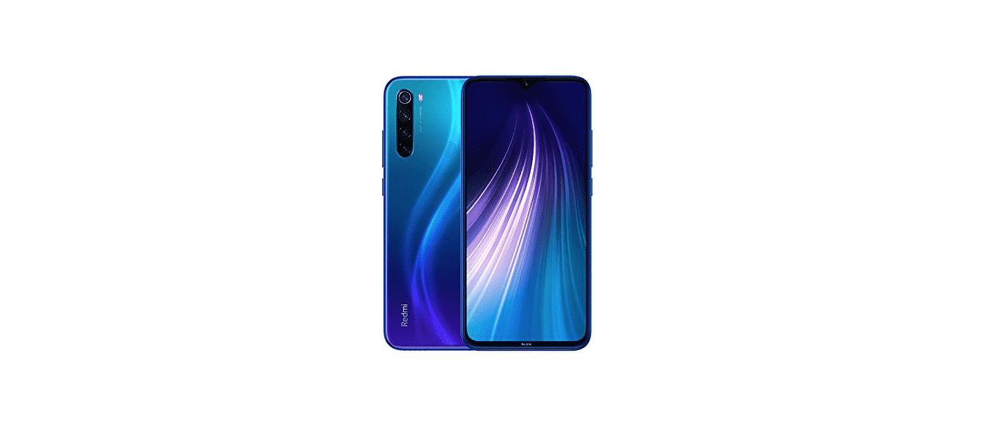 Redmi Note8 4+64Gb Blue EU