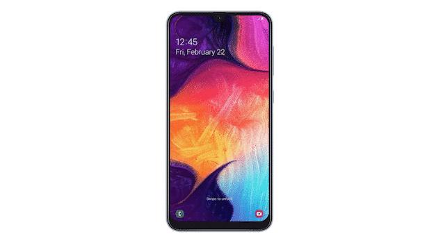 SAMSUNG Galaxy A50 4Go de RAM / 128Go