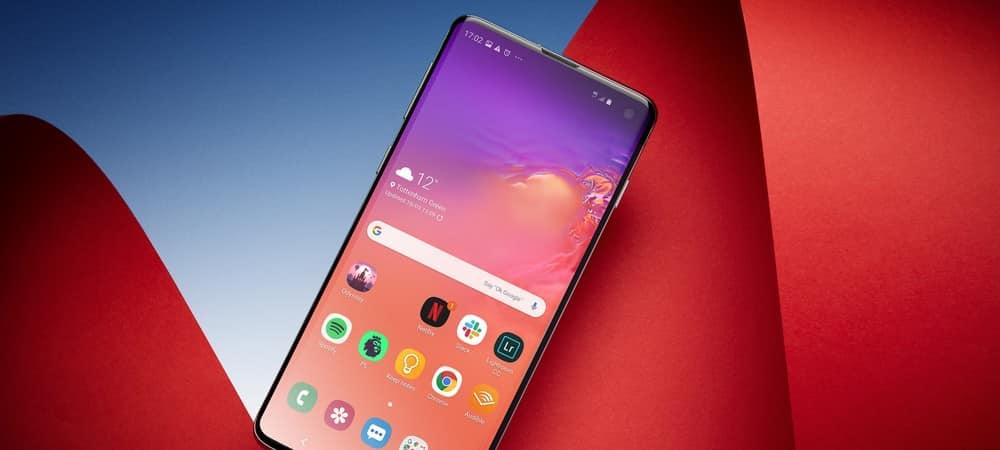 Samsung Galaxy S11: le smartphone pourrait avoir 5 appareils photos à l'arrière !