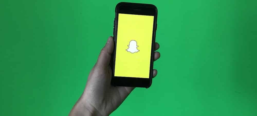 Snapchat lance Time Machine: un nouveau filtre pour rajeunir ou vieillir !