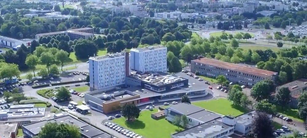 Université: le Crous de Caen a été incendié cette nuit !