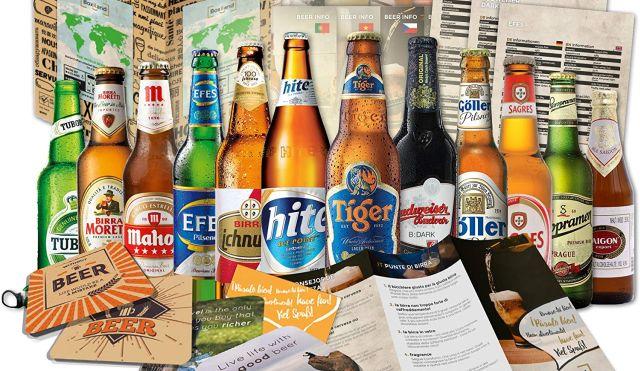 6 Cette année pour Noël, faites lui découvrir de nouvelles bières. Il va adorer les déguster devant un match de foot