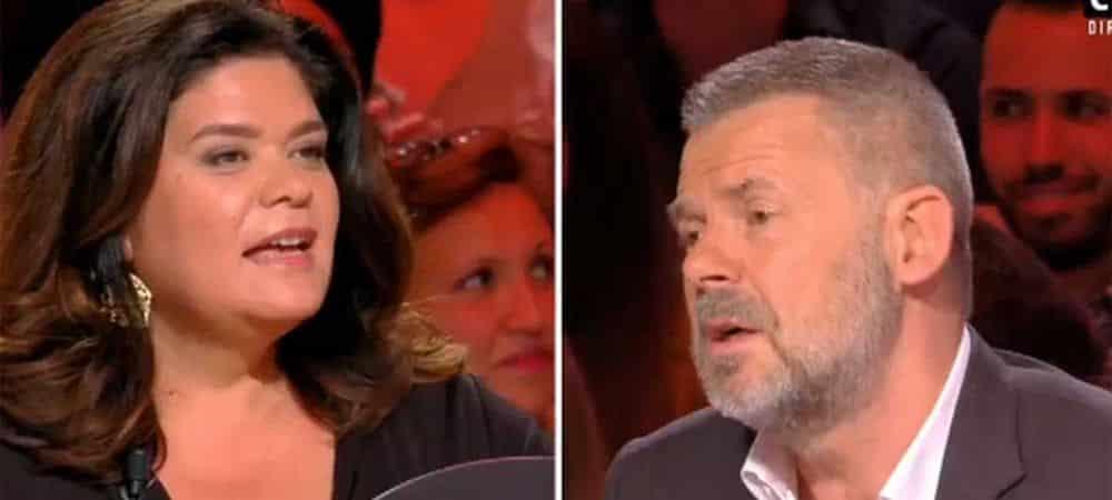 BTP- Eric Naulleau et Raquel Garrido partent en clash Jimmy Mohamed s'en mêle -08122019