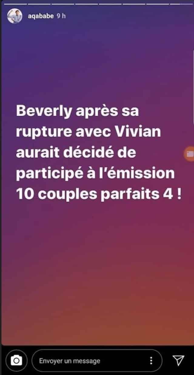 Beverly (Les Anges 11) tout juste séparée de Vivian: elle va participer à une émission de dating !